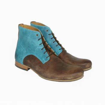 Radios - PLR-Women's [Brown + Teal]