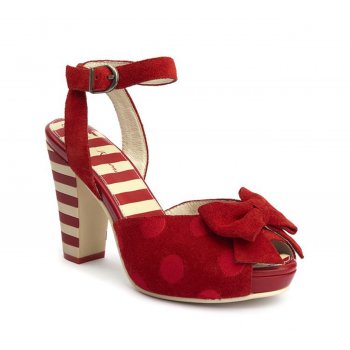 Angie P Sandal [Red]