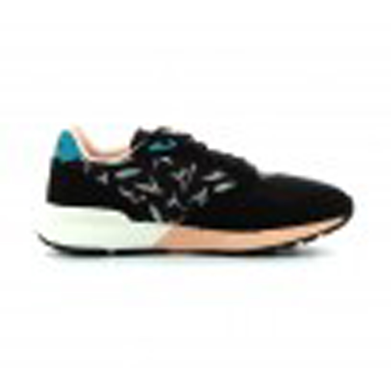 Le Coq Sportif - Omega Birds of Paradise [Black]