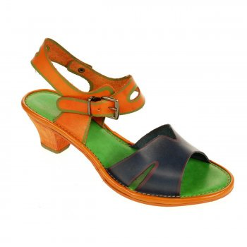 Vaqueta Special [Orange+Green+Navy]