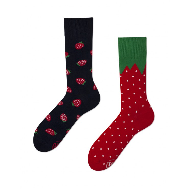 Socks - Strawberries