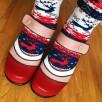 Socks - Rudolph