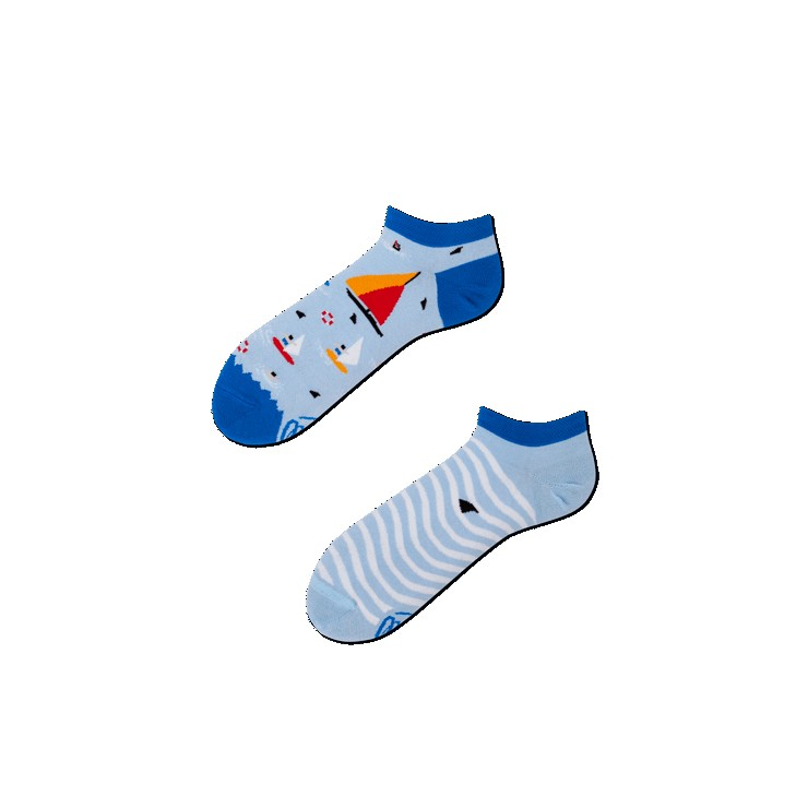 Socks Low - Surf & Sail