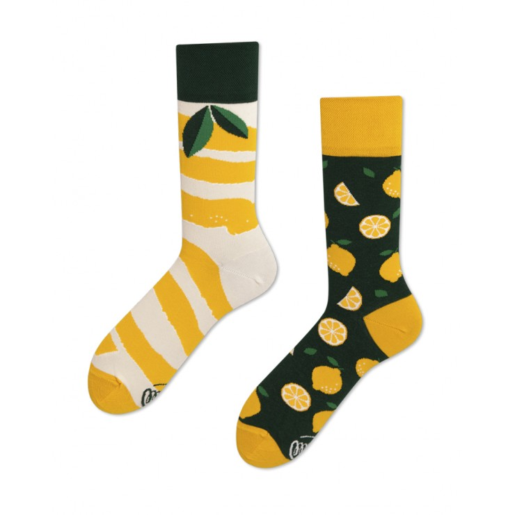 Socks - Lemon