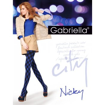 Nicky [Black + Navy]