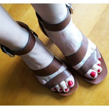Brick House Sandal [Brown]