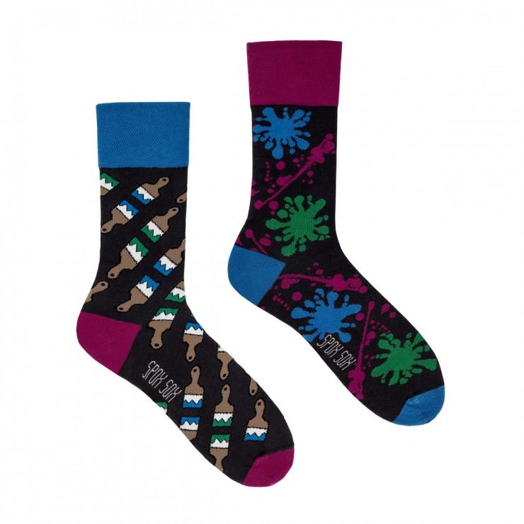 Socks - Paint