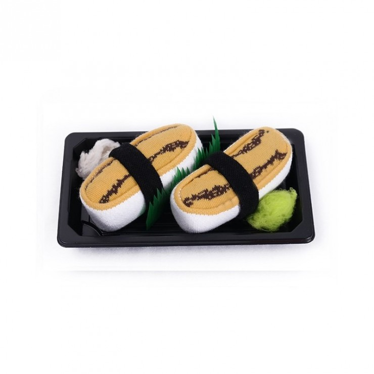 Skarpetki Sushi Socks Box - Tamago