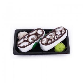 Skarpetki Sushi Socks Box - Ośmiornica [Brąz]