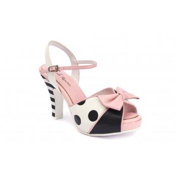 Angie Summersweet [Black + White + Pink]
