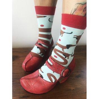 Socks - Sausage Dog