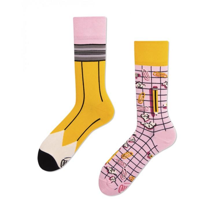 Socks - Paperwork