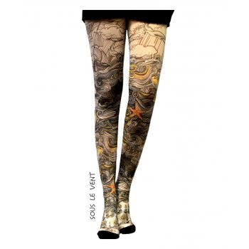 Sous de Vent Tights