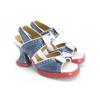 Minis - Bips [Blue + White]