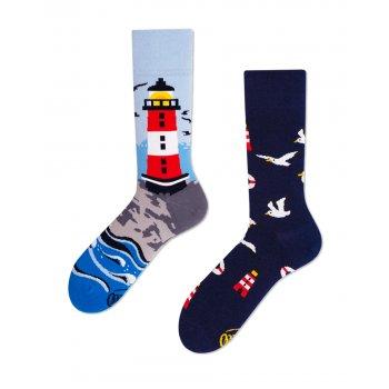 Socks - Nordic Lighthouse