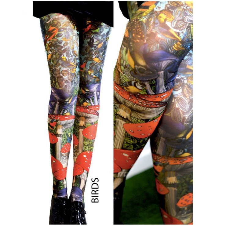 BIRDS TIGHTS