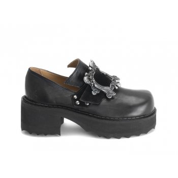 F-SHOE - ASTA [Black]