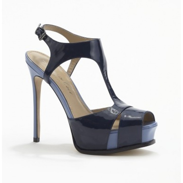 Open Tier Sandal [Navy]