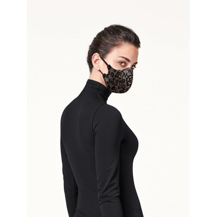 Lace Mask [Reversible]