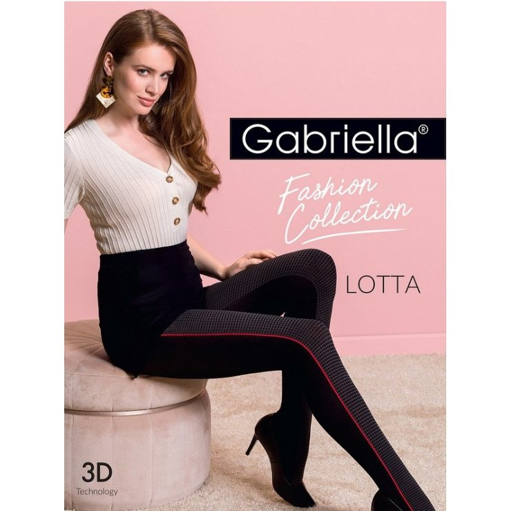 Lotta Tights - [Black + Smoky]