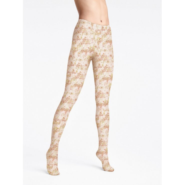 Speckles Tights [White Snake + Mini Reptile]