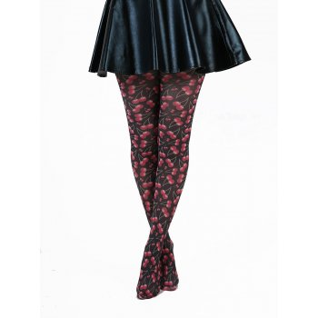 Cherry Soda Tights