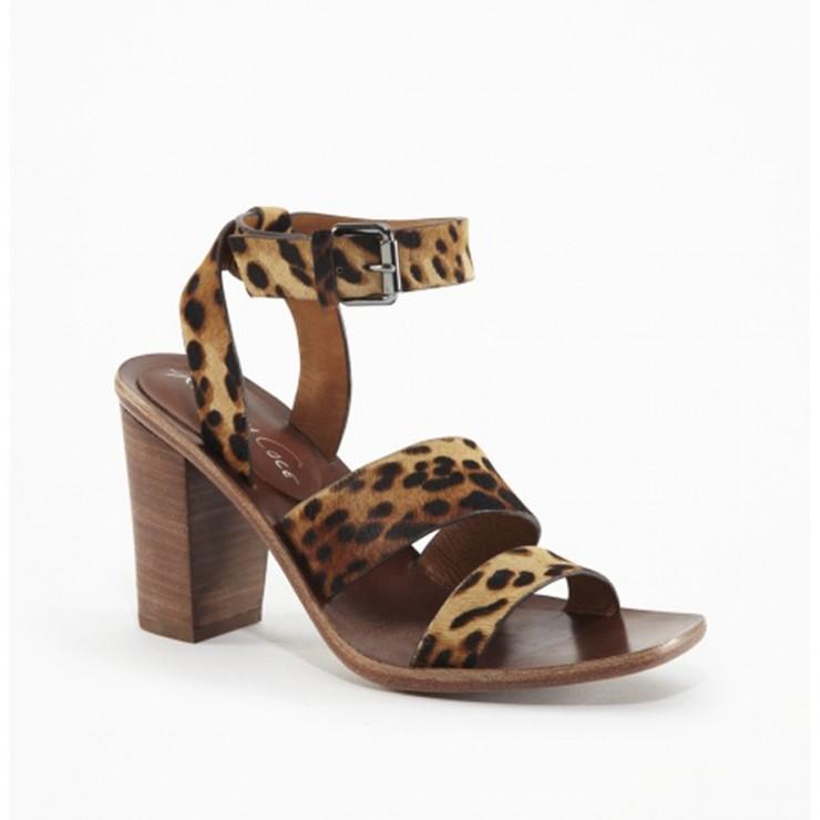 Brick House Sandal [Leopard]