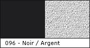 096 - Noir / Argent